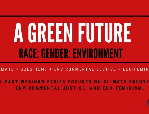 A Green Future: Race-Gender-Enviroment