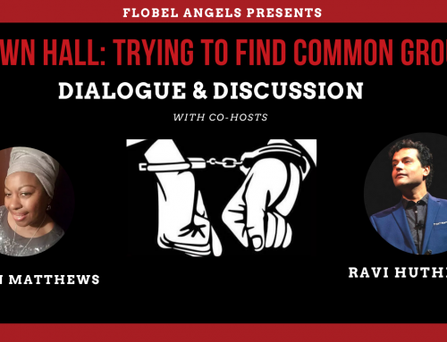 Town Hall: Trying to Find Common Ground